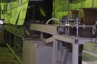 Линия для производства стеклопластиковой арматуры